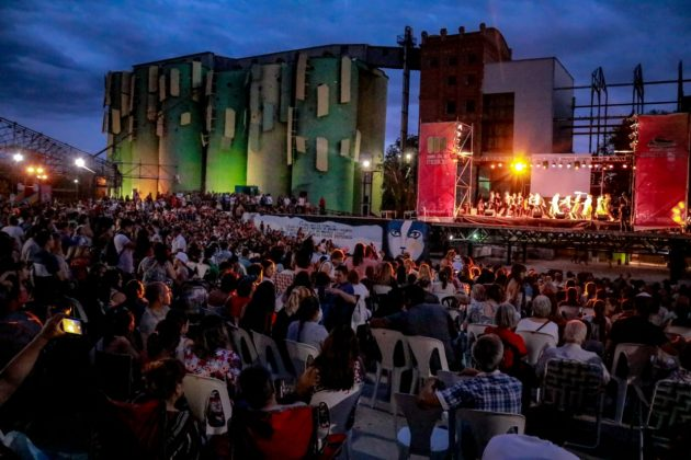 Casa de la Musica - Los jovenes cantan