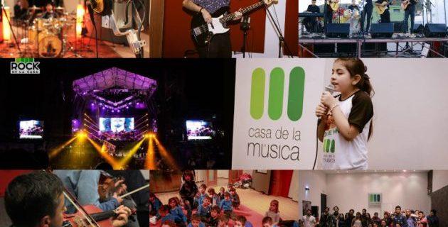 Casa de la Música - Artistas, jóvenes y escuelas generativas