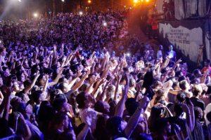Casa de la Musica - 50 mil espectadores