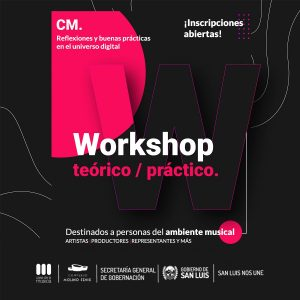 Casa de la Musica - Workshop 2020