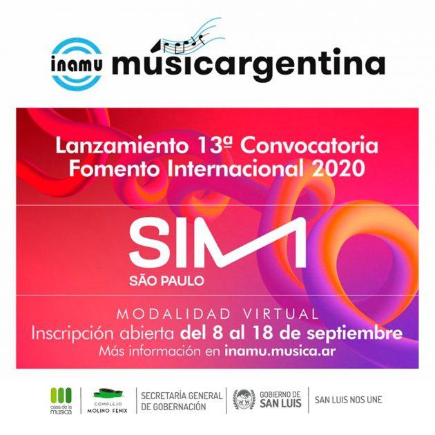 Casa de la Musica - Lanzamiento Fomento 2020v