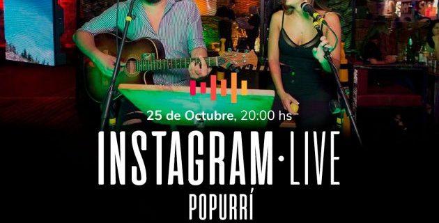 Casa de la Música - Insta Live Popurri